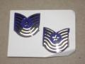 U.S. Air Force Master Sergeant Rank/Insignia (stock no. 8455-01-