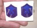 U.S. Air Force Master Sergeant Rank/Insignia