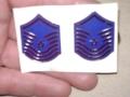 U.S. Air Force Master Sergeant Rank/Insignia