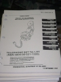 Telephone Set TA-1/PT Technical Manual
