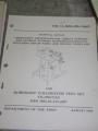 Boresight Collimator Test Set (TS-3784/TAS) Manual