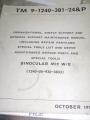 Binocular M19 W/E Manual