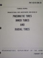 Pneumatic Tires, Inner Tubes, and Radial Tires Technical Manual