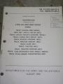 M809 Truck Series (Diesel) Maintenance Manual