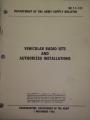 Vehicular Radio Sets & Authorized Installations Supply Bulleti