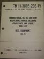 Reel (CE-11) Equipment Manual