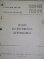 Radio Interference Suppression Manual