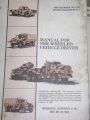 Wheeled Vehicle Driver Manual