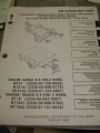 Cargo Trailer (.75 ton) Maintenance Manual