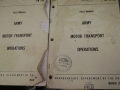 Army Motor Transport Operations Manual
