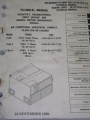 Horizontal Air Conditioner Technical Manual