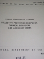 Chemical/Biological/Ancillary Items Protection Manual