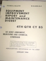 U.S. Army, Munitions, Chemical Command Technical Manual