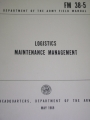 Logistics Maintenance Management Manual