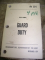 Guard Duty Field Manual