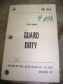 Guard Duty Field Manual