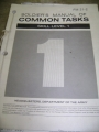 Soldiers Manual of Common Tasks (skill level 1)