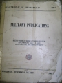 Military Publications