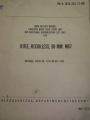 90 MM Recoilless Rifle (M67) Hand Receipt Manual
