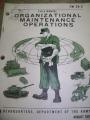 Organizational Maintenance Operations