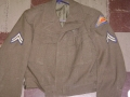 WWII/Korean Era U.S. Army Uniform