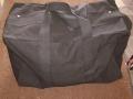 Black Parachute Cargo Bag