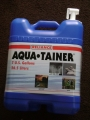 Reliance 7 Gallon Aqua-Tainer (water container)