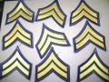 Law Enforcement Patches (Corporal)
