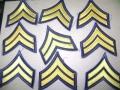 Law Enforcement Patches (Corporal)