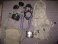 U.S. Military M40/M42 Gas Mask