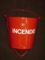 Belgium Military Fire Brigade Water Buckets (small))