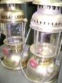 Swedish Military Optimus 200 P Lantern