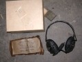 U.S. Navy WWII CW-49507A Headset Assembly