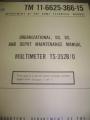 Multimeter TS-352B/U Technical Manual