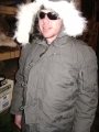U.S. Military N-3B Extreme Cold Weather Parka