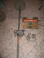 French Army WWII SCR-625 Mine Detector