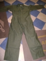 U.S. Military Utility Coveralls