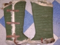 Chinese Military Sherpa Lined Gaiters
