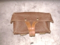 Russian Military SKS Leather Pouches