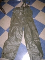 U.S. Military Wet Weather Overalls/Bibs