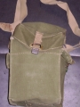 WWII British Light Respirator Bag