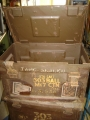 WWII British 303 MK 7 Ammo Can