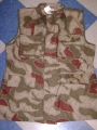German Military Splinter Pattern Camo Vest