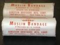 WWII U.S. Army Muslin Bandage (Gerbro)