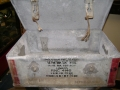 WWII British QF 2-Pounder Ammo Cans