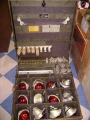 WWII U.S. Army Portable Field Lighting Set (AN-5-2)