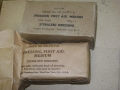 WWII U.S. Army NS2-CD-V-31 First Aid Dressing