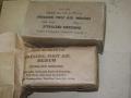 WWII U.S. Army NS2-CD-V-31 First Aid Dressing
