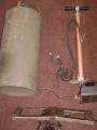 WWII U.S. Army Pressurized Gasoline Appliance Pre-Heater