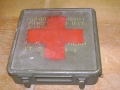 U.S. Army Lifeboat First Aid Kit with Tin